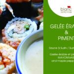 FICHE RECETTE gel piment 5 x 7 SUSHI copie