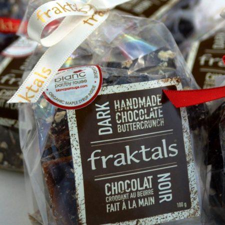fraktals 100g – chocolat noir