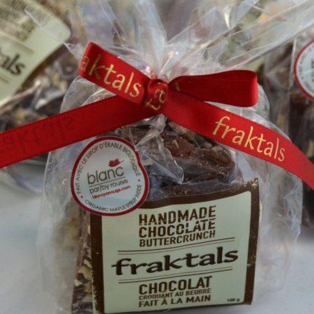fraktals chocolat 100g lait