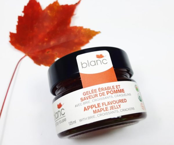Maple Appel jelly