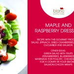 receipe raspberry dressing
