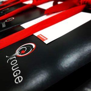 Cadeaux corporatifs haut de gamme rouGe