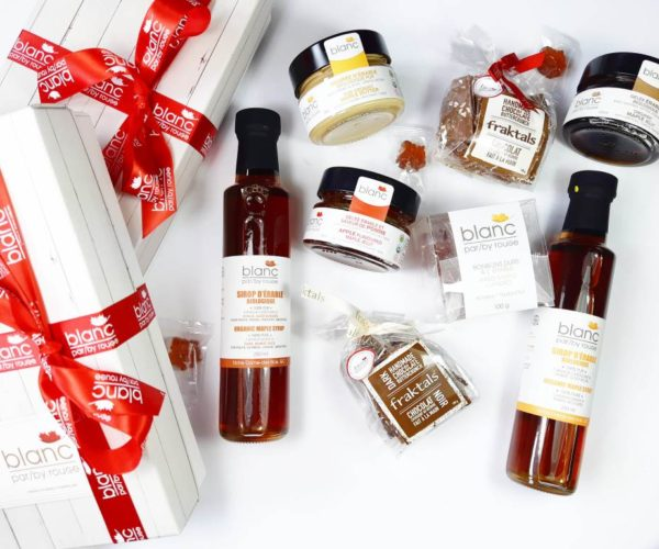 Maple gift set Sugarshack at home
