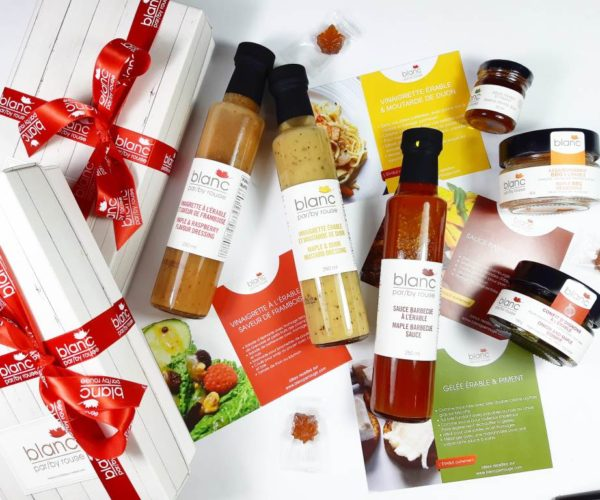 "Maple gift set ""the real foodies"""