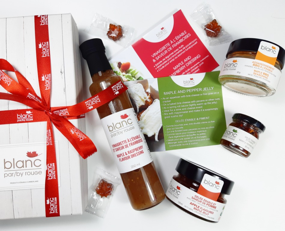 canadian-maple-gourmet-products-for-summer