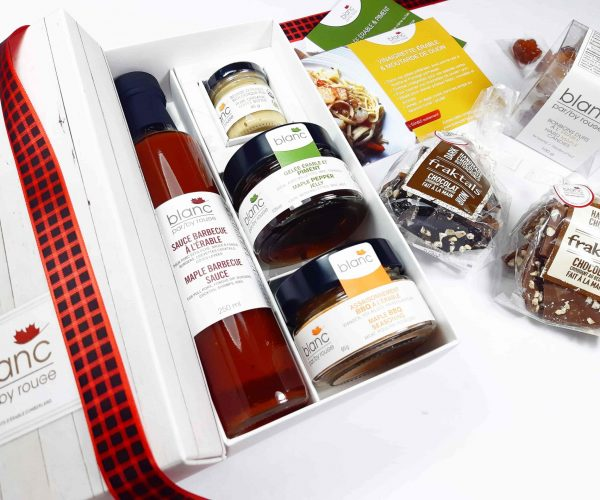 Sugar shack at home '2.0' maple gift set