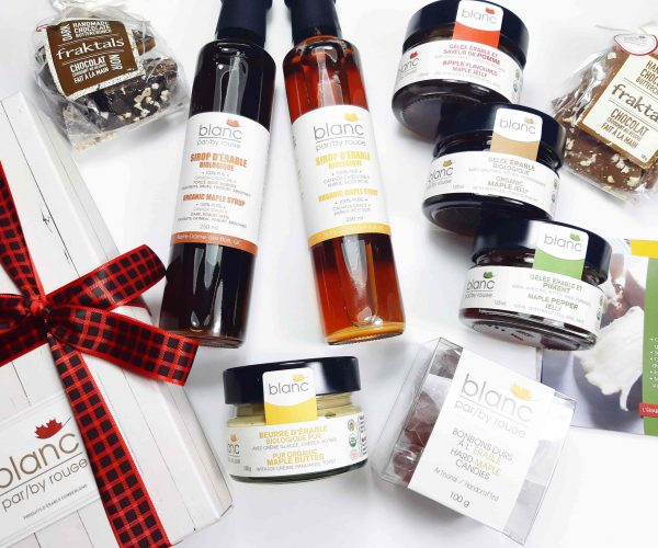 Create your 'Sugar shack at home' maple gift set