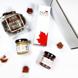 cadeaux corporatifs boîte surprise la gourmandise cadeau québécois