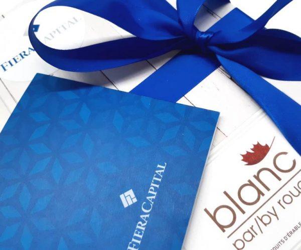 cadeaux corporatifs personnalisés logo 2