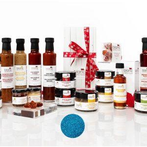 Collection cadeaux gourmets quebecois erable PLATINE
