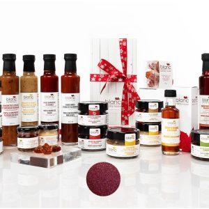 Collection cadeaux gourmets quebecois erable diamand