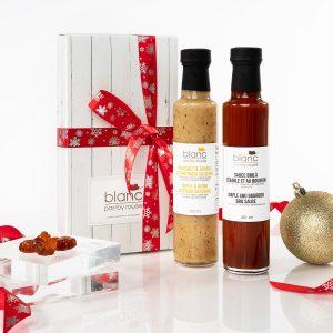 Magie des fêtes - Holiday Magic - cadeaux corporatifs gourmets érable quebecois